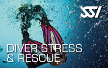 SSI Stres ve Kurtarma - Diver Stress and Rescue